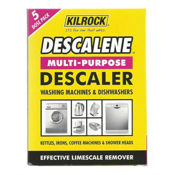 Descalene 5 Dose Pack Descaler